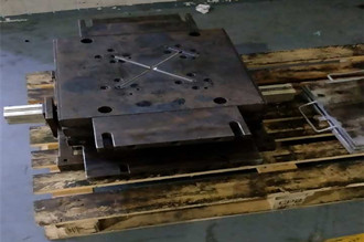 Injection rubber parts- mold